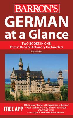 German at a Glance By Strutz, Henry
